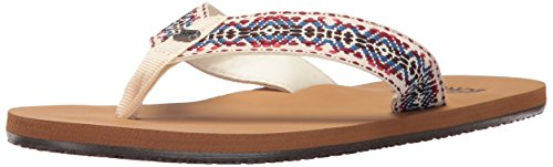 Natural Billabong Baja Women Flop Flip wazFf