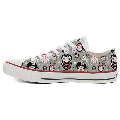 Star All All Matrilu Producto Personalizados Artesano Star Converse Customized Zapatos SqItSvw