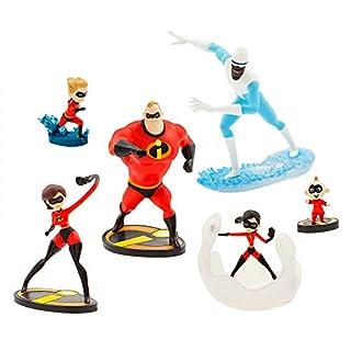 Disney Pixar The Incredibles Figure Play Set
