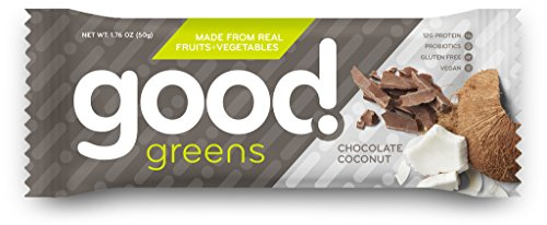 greens protein bar - 9
