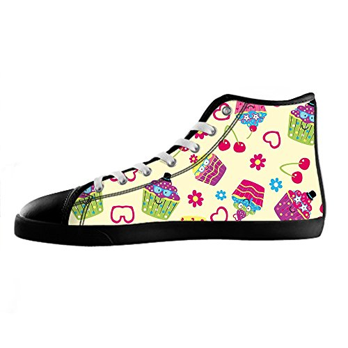 Custom Bign¨ | Chaussures De Toile De Femmes Douces Les Lacets Chaussures Baskets Montantes