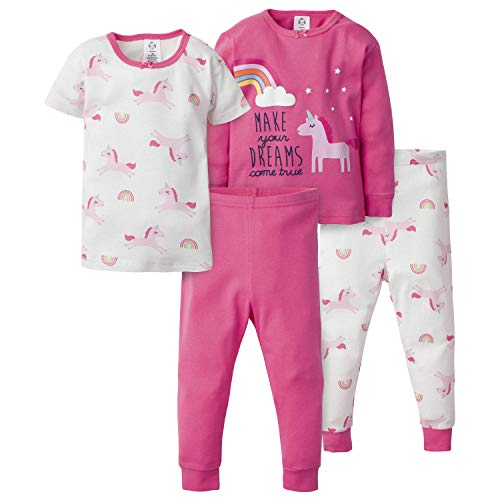 Carters Girls 2T-16 3-Pc Sweet Dreams Donut Pajama Set 18 Months