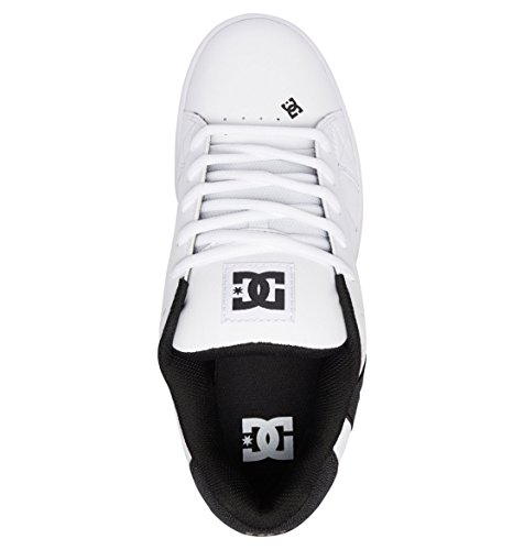 De Para White Casa Net Blanc Hombre black Shoes Se Estar Por Dc white Zapatillas HPawIfnPq