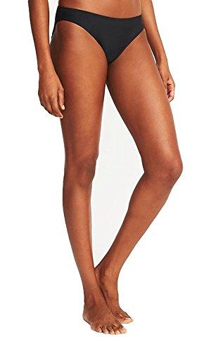 (Old Navy Swim Bikini Bottoms for Women Included! (Onix-Blk, Large))