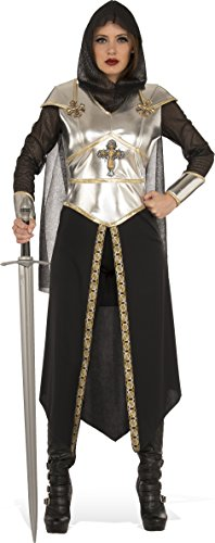 Rubie's Costume Co Women's Medieval Warrior Costume, As Shown,