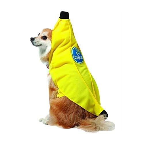Chiquita Banana Pet Costume -