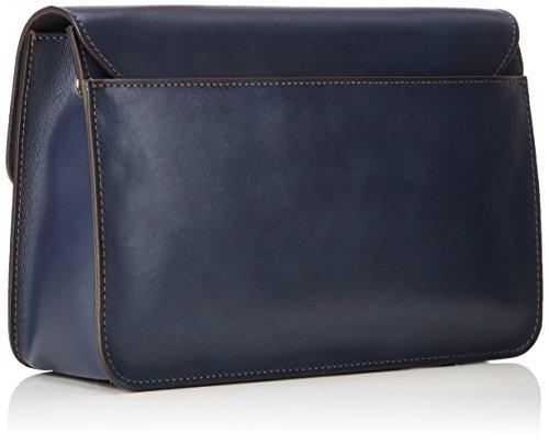 D Metropolis Furla Blu Shoulder S Bag Bleu Sac OpFwqp