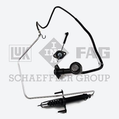 LuK CRS015 Pre-Filled Hydraulic Clutch Assembly