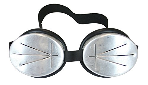 Historical Emporium Men's Polar Expedition Slit View Goggles ()