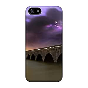 Amazing Case Compatible With For Iphone 5/5S Phone Case Cover Hot Protection Case