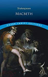 Paperback Macbeth (Dover Thrift Editions) Book