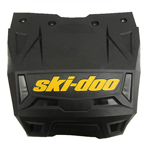 Ski-Doo New OEM Snow Flap Guard Black/Yellow 520001297 MX-Z TNT RS HO Etec Ace -
