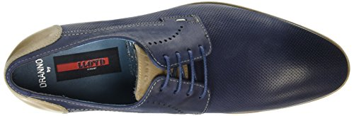 Leather Germany Made in Dressy US9 Ocean Blue DRANNON Casual Shoes 5 Men's Lloyd xOfwYqvn
