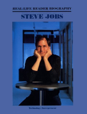 Steve Jobs (Real-Life Reader Biography) by Ann Graham Gaines (2000-10-04)
