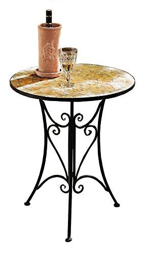 PSW - Patio Furniture Set Metal Bistro Table Mosaic Star Product SKU: PF223574