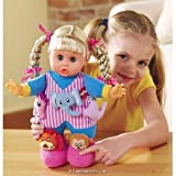 Lovee Doll Cindy's Talking Circus Doll