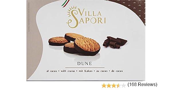 Villa Sapori Galletas Tradicionales Italianas con mantequilla y ...