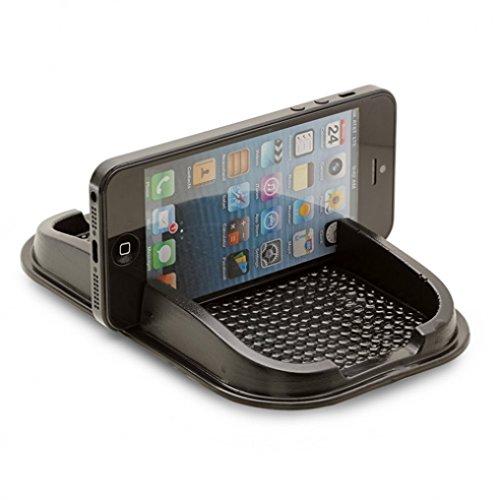 Non-Slip Sticky Pad Car Dash Mount Holder Mat for Boost Mobile LG G Stylo - Boost Mobile LG G3 - Boost Mobile LG Optimus F7 - Boost Mobile LG Realm