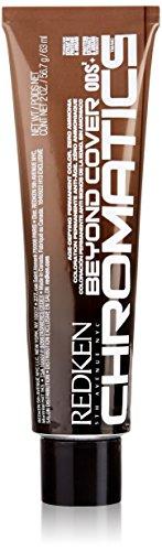 Redken Chromatics Beyond Cover Hair Color, No.5.03 Natural Warm, 2 Ounce