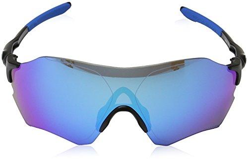 Oakley EVZERO Range Sunglasses - Polarized Evzero Range Matte Black W, One Size - Men's