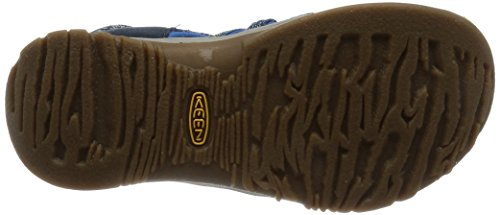 Navy Keen femme WHISPER French Blue Sandales 1003713 Midnight qFXzArFw