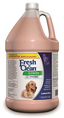 Clean Dog Creme Rinse, 1-Gallon ()