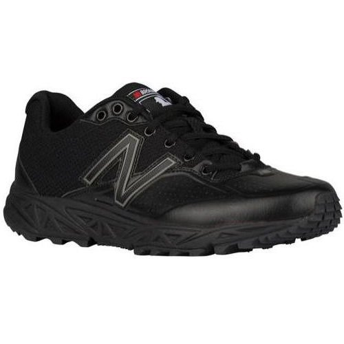 Umpire Base Shoes - New Balance Men's MU950V2 Umpire Low Shoe-M, Black, 11 D US