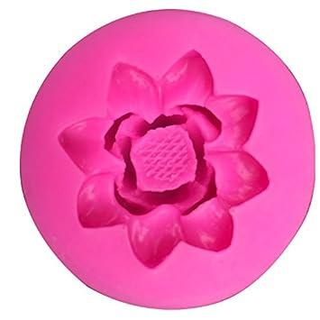 Couvercles - Molde de silicona para decoración de tartas, diseño de coronas y lazos,