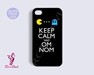 Keep Calm Iphone 4 cover, iphone 4s case - Cool Vintage Pacman Iphone Cases, ...