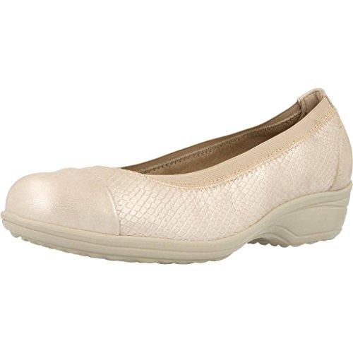 para Beige M para Modelo Bailarina PINOSOS Mujer Zapatos Mujer Beige Color Zapatos Marca Beige 6842 Bailarina PINOSOS aAwq5qRx