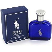 Polo Blue by Ralph Lauren for Men - Eau De Toilette Spray 2.5 oz