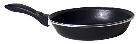 Magefesa Black Sartén, Acero, Negro, 32 cm