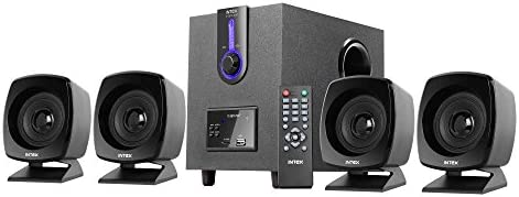 Intex IT-2616SUF-OS 4.1 Channel Multimedia Speakers