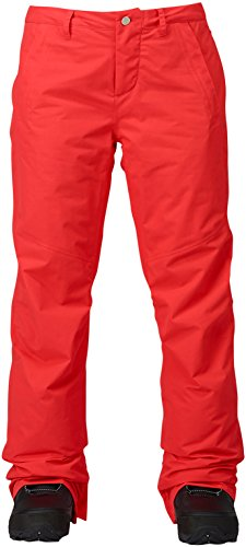 Burton Women's Gore-Tex Duffy Snow Pant, Coral, ()