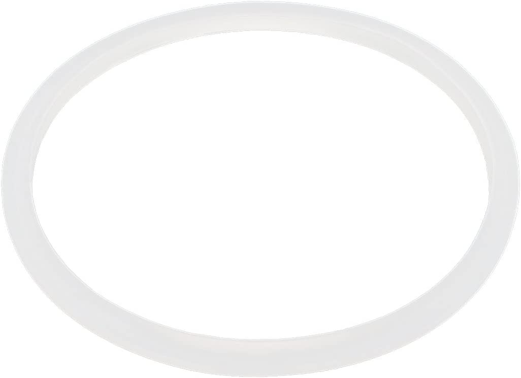 uxcell Cooker Part Sealing Ring Gasket 20cm Inside Dia