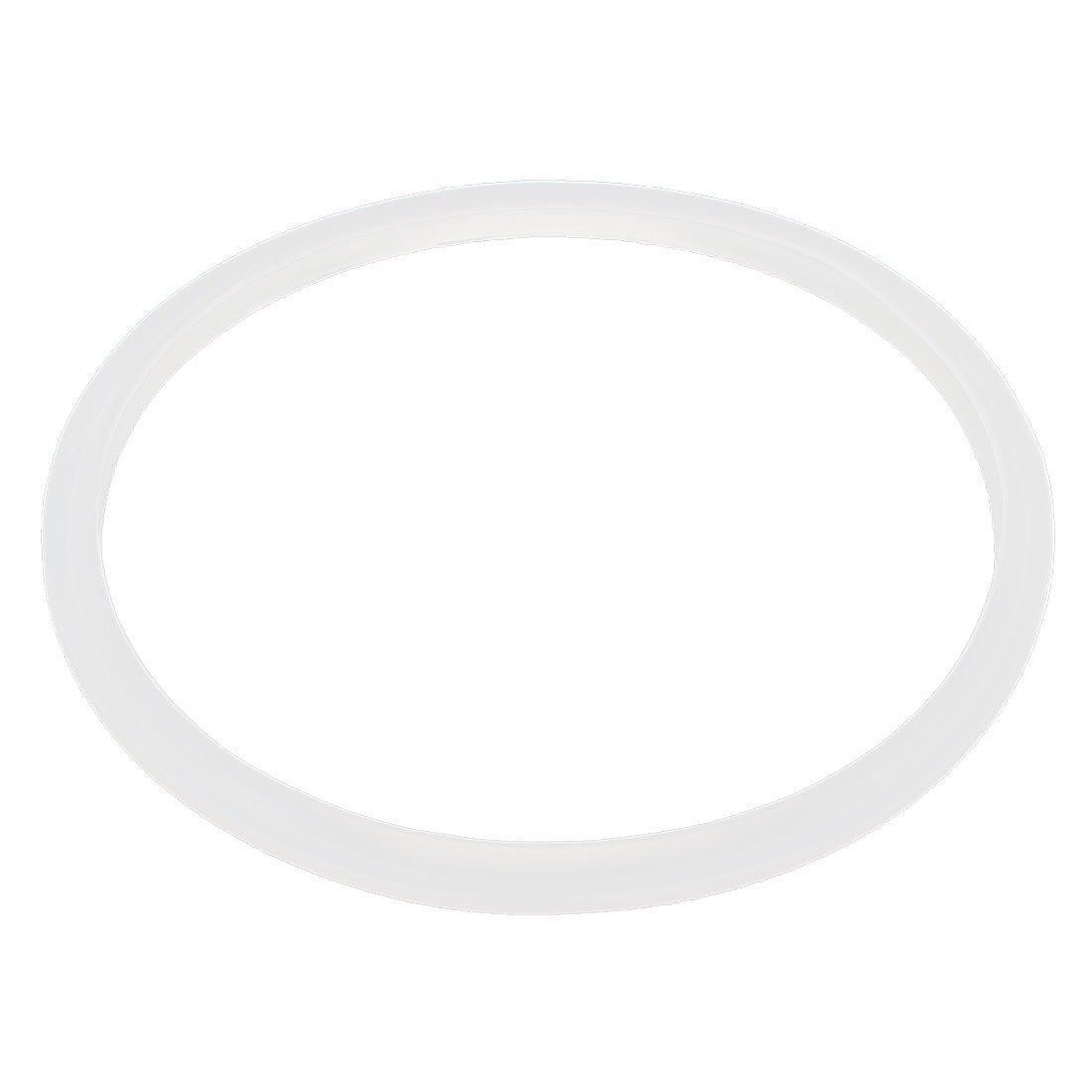 sourcingmap® Pentola A Pressione Ricambio Anello Sigillante Guarnizione 20cm Diametro Interno a15060900ux0067