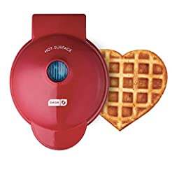Dash Mini Maker: The Mini Waffle Maker M...