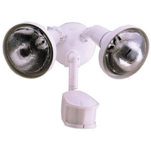 MS276RDW Precision activated security floodlight product image