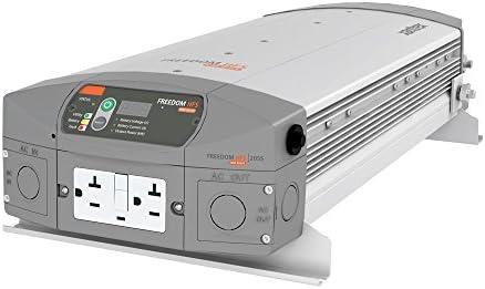 Amazon.com: Xantrex Libertad HFS 2000 Inversor Cargador Pure ...