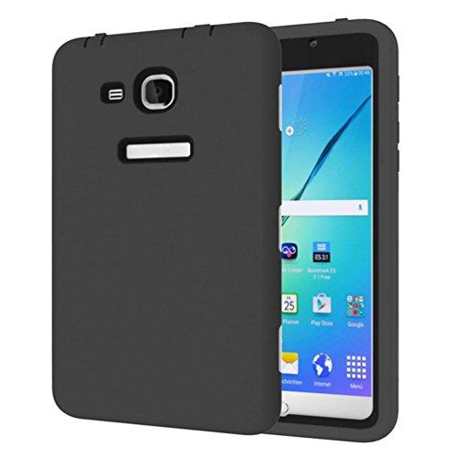 Super Slim Case Cover for Samsung Galaxy Tab A 9.7-Inch Tablet SM-T550 Black - 8