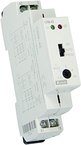 Ro/SE CRM de 42/230 programable automático para Luces de Escalera, 230 V: Amazon.es: Bricolaje y herramientas