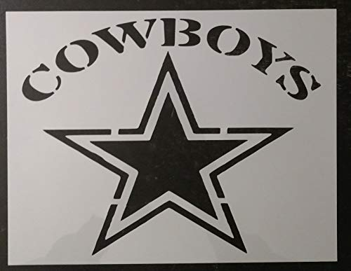 OutletBestSelling Reusable Sturdy Cowboys Dallas Star 11