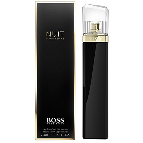 Boss Nuit Intense Pour Femme EDP Spray for women 2.5 OZ / 75 ml