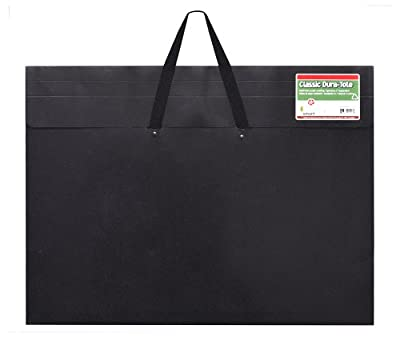 Star Products 23-Inch by 31-Inch by 2-Inch Dura Tote Classic Black Poly Portfolio from Notions - In Network