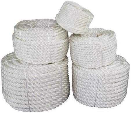 SGT KNOTS Twisted Nylon Rope