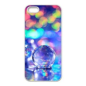 Blue crystal beautiful lovely phone case for iPhone 5s