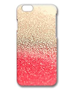 Hard Back Cover Case for iphone 6,3D Shell Skin for iphone 6 with GATSBY CORAL GOLD by ruishername
