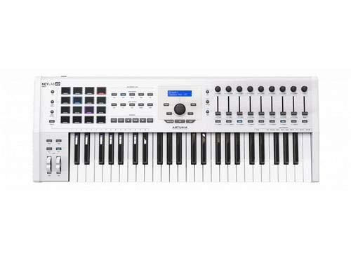 Arturia KeyLab MKII 49 White 49-Key USB/MIDI Keyboard Controller