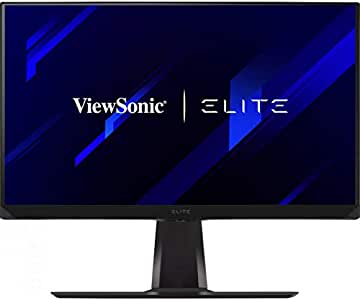 "ViewSonic ELITE XG270QG 27"" 1ms 1440p 144hz (165Hz OC) GSYNC Gaming Monitor with IPS Nano Color Elite Design Enhancements and Advanced Ergonomics for Esports"