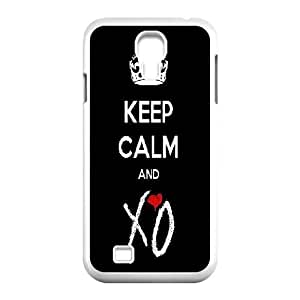 Dacase Samsung Galaxy S4 I9500 Cover, XO Print Custom Samsung Galaxy S4 I9500 Case